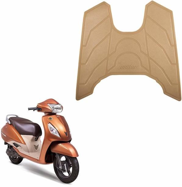 Gadget Deals Premium Quality Scooty Foot Mat comfy Honda, TVS Jupiter Two Wheeler Mat