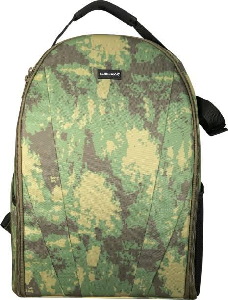 SUBHAKA SUB-AIR39 ARMY / CAMOUFLAGE  Camera Bag