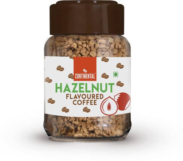 Continental Coffee Hazelnut Flavoured Instant Coffee