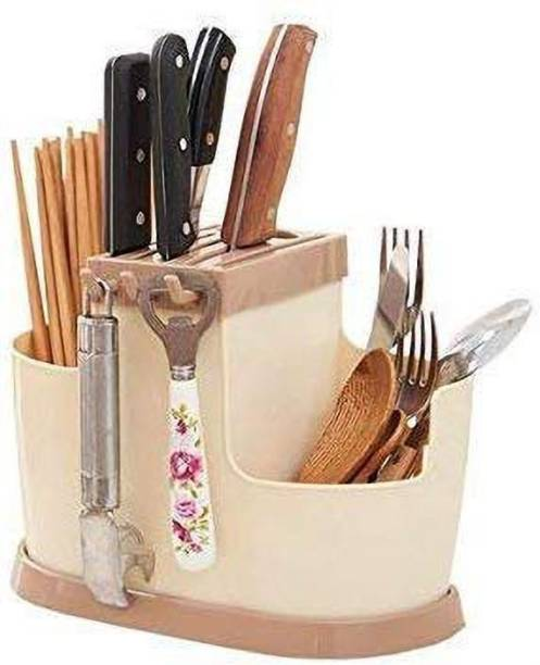 curve creation Self Draining Organizer Chopsticks Basket - Kitchen knife holder, spoon holder,spoon,Fork,Knives,Spoons,kitchen cutlery ,Knife & Other Kitchen Cutlery Storage Holder Stand Disposable Plastic Cutlery Set for kitchen products Plastic Cutlery Set
