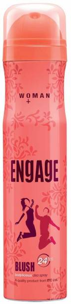 ENgAgE Blush Deodorant Spray - For Women Deodorant Spray  -  For Women