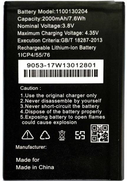GIFFEN Mobile Battery For  Sansui Horizon 1