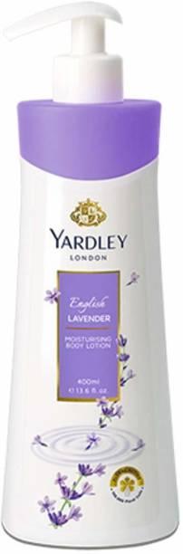 YARDLEY ENGLISH LAVENDER LOTION PCK OF 1