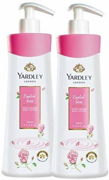 Yardley London English Rose(Pack of 2)