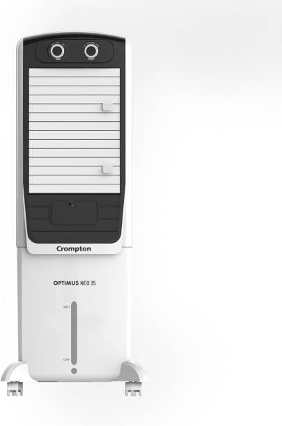 CROMPTON 35 L Tower Air Cooler