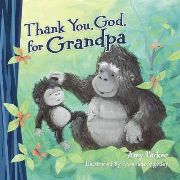 Thank You, God, for Grandpa (Mini Edition)