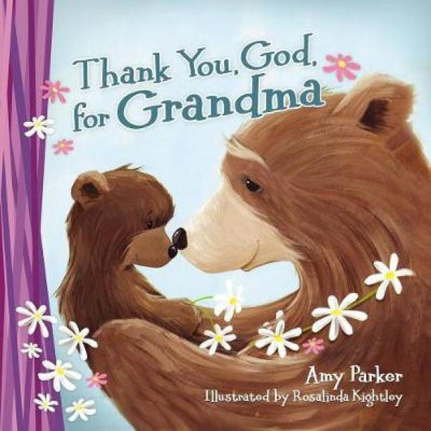 Thank You, God, for Grandma (Mini Edition)