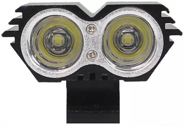 Auto Trend LED Fog Lamp Unit for Royal Enfield, Yamaha, KTM, Suzuki Universal For Car