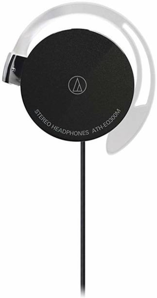 audio-technica Ear-Fit Headphones Wired Headset