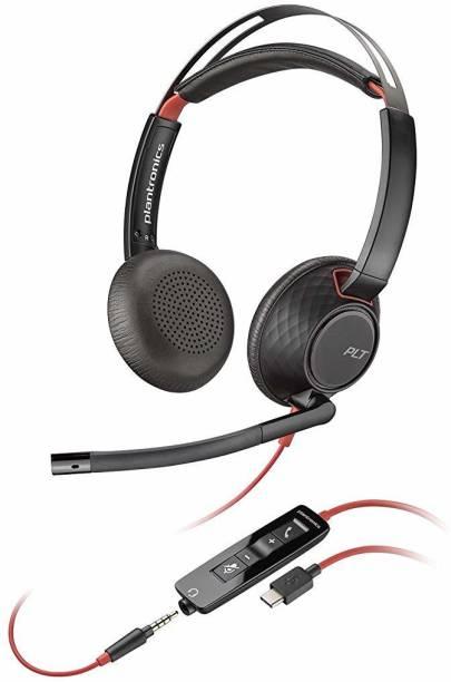 PLANTRONICS On-Ear Mono Headset Wired Headset