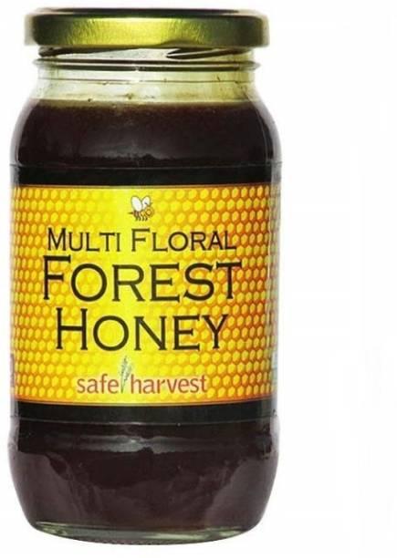 safe harvest Multi Floral Forest Honey