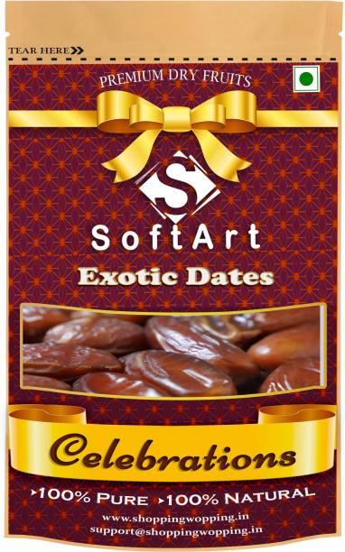 Soft Art Celebrations Kajoor Exotic Vaccum Pack Dates