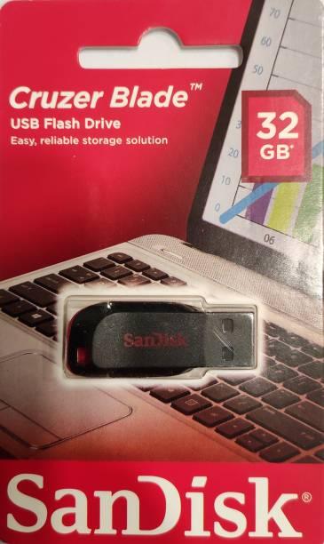 SanDisk SDCZ50-032G-I35 32 GB Pen Drive