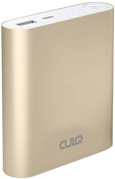CULQ 10000 mAh Power Bank