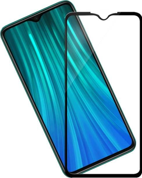 Flipkart SmartBuy Edge To Edge Tempered Glass for Mi Redmi Note 8 Pro