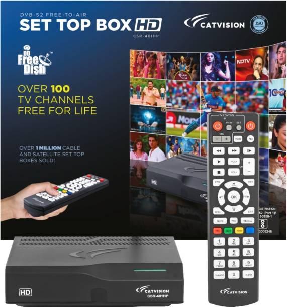 Catvision CSR-401HP NON WIFI Media Streaming Device