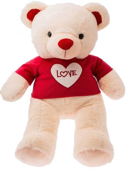 Dimpy Stuff Bear with Love jacket  - 65 cm