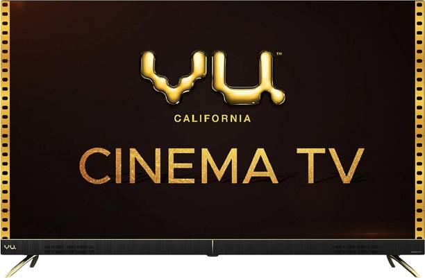 Vu 139 cm (55 inch) Ultra HD (4K) LED Smart Android TV