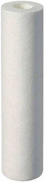 Sauran RO Filter Cartridge 5 Micron 10 inches pc of 1 Solid Filter Cartridge