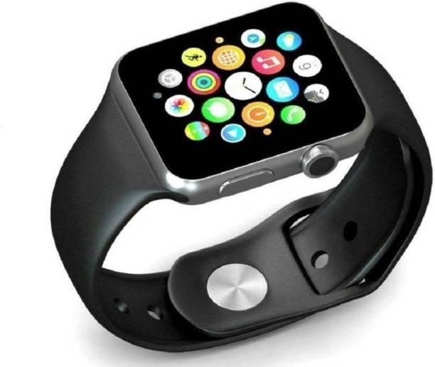 Rock A1 Black Color, 4G Calling Smartwatch