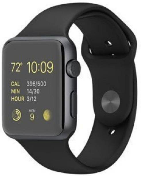 SN QUALITY 4G Mobiles smart watch A1 Black Smartwatch
