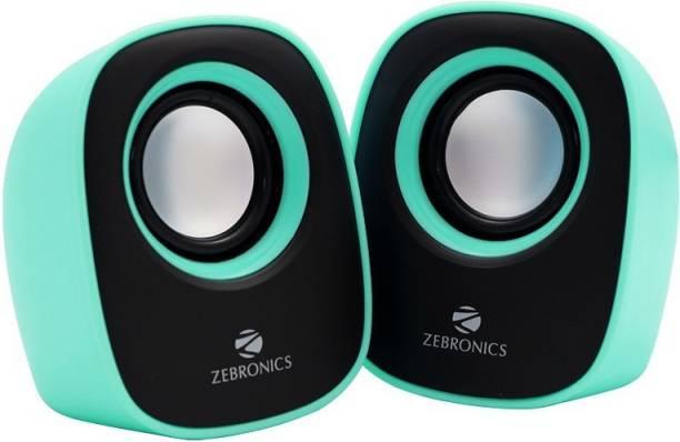 ZEBRONICS ZEB - PEBBLE NEW Laptop/Desktop Speaker