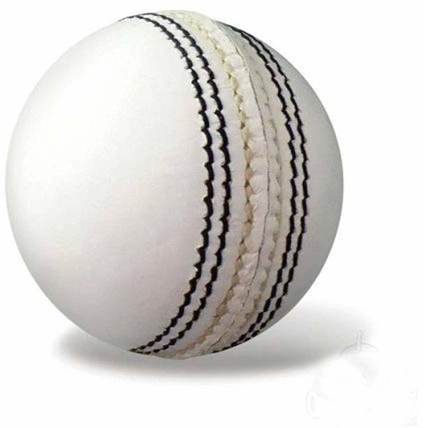 TrofT Hand Stitched Leather Cricket Ball Cricket Leather Ball