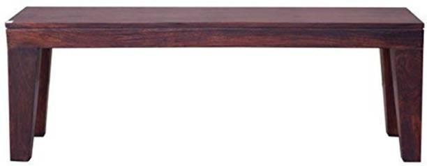 FURNISELAN Solid Wood 3 Seater