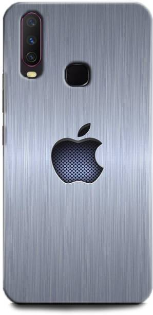 BARMANS Back Cover for Vivo Y12 / Apple Logo, Apple, Iphone, Appple Phone, Iphone 11