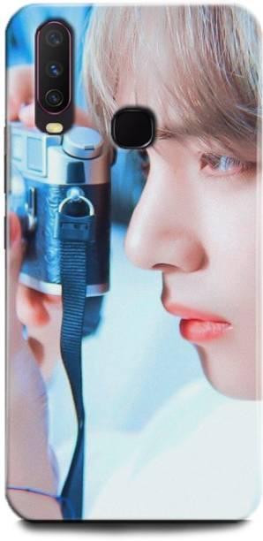 BARMANS Back Cover for Vivo Y15 / BTS, bts, BTS army, BTS Love, bts singers, korean