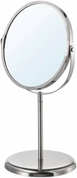 IKEA magnifying mirror glass.