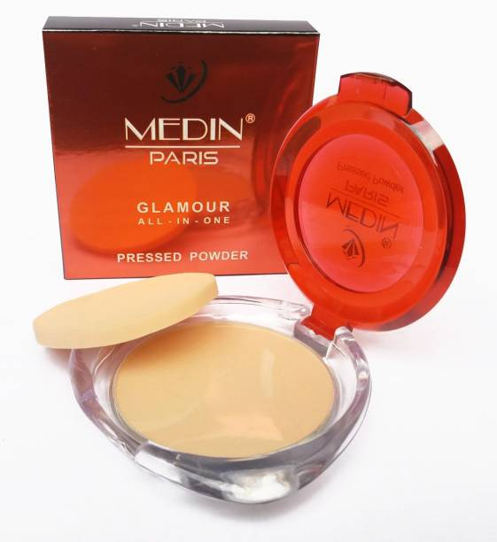 MEDIN all in one matte finish compact powder Compact