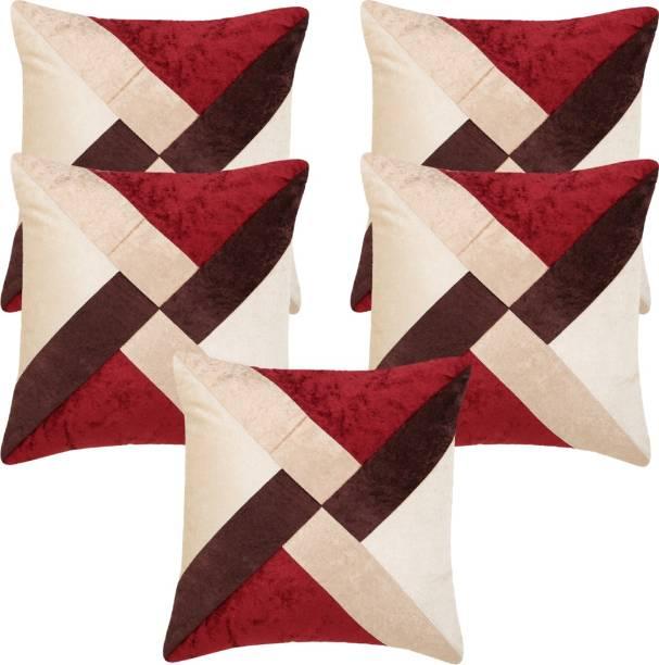 Desi Kapda Striped Cushions Cover