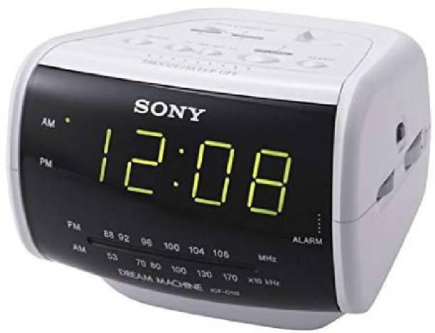 SONY ICF-C112 AM/FM Clock Radio FM Radio