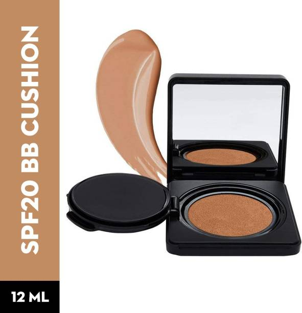 SUGAR Cosmetics Power Clay SPF20 BB Cushion - 45 Con Panna Foundation