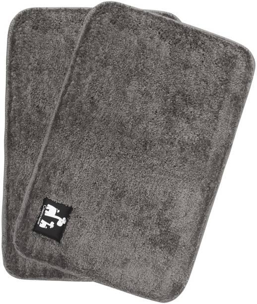 HOKiPO Microfiber Bathroom Mat