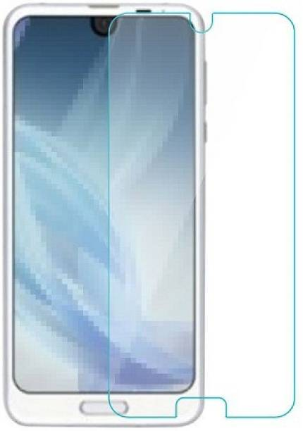 Zootkart Impossible Screen Guard for Sharp Aquos R2 Compact