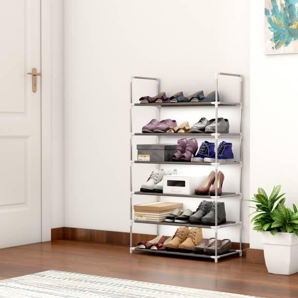 Flipkart Perfect Homes Studio Metal Collapsible Shoe Stand