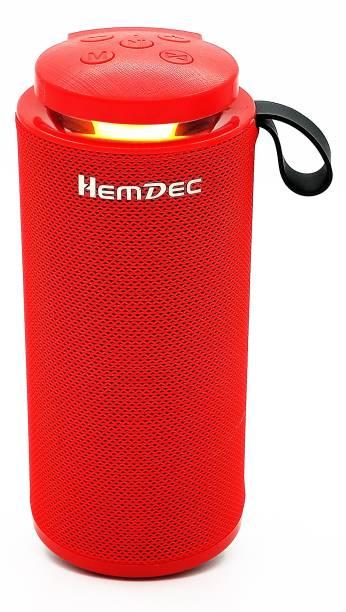 Hemdec Bottle Shaped Wireless Speaker Portable 10 W Bluetooth Speaker