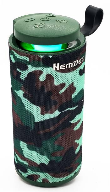 Hemdec Bottle Shaped Portable Speaker Wireless 10 W Bluetooth Speaker