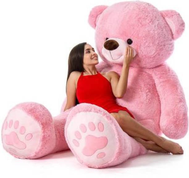 CIGATI 3 Feet Stuffed Spongy Hugable Imported Teddy Bear  - 92 cm