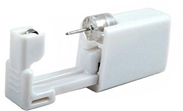 GadgetsDen Self Ear Piercing Kits Gun Earring Disposable Ear Stud Permanent Tattoo Kit