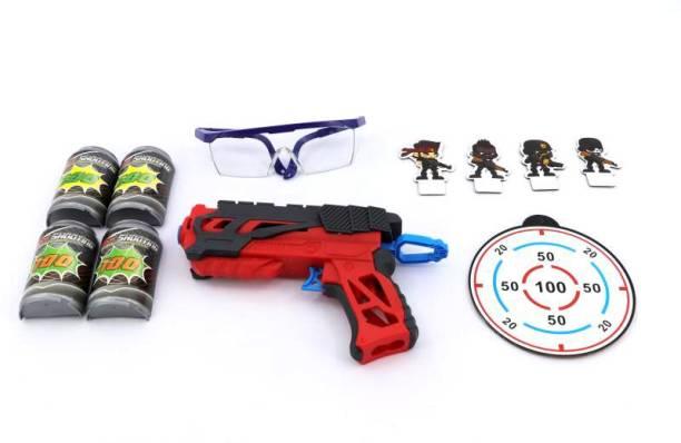 CHHOTA BHEEM B Strong Super Gun Set Guns & Darts