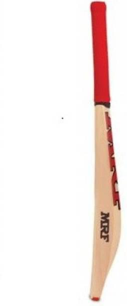 MRF Genius M-1010 (SIZE-5) TANNIS POPULER WILLOW CRICKET BAT Poplar Willow Cricket  Bat