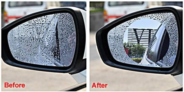 EliteAuto Anti Fog Film Waterproof Film Protective Car Mirror Rain Blocker Car Mirror Rain Blocker Car Mirror Rain Blocker