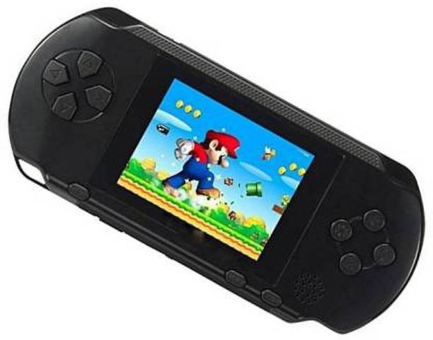 Psp GameKart PVP GAMING CONSOLE WITH 4GB INTERNAL STORAGE AND 3D VIDEO QUALITY HANDHELD BLACK COLOR GAMING CONSOLE . PVP-656GY-02 4 GB with STREET FIGHTER 3, ANGRY BIRDS, SUPER RACE