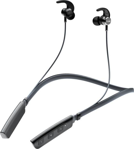 boAt Rockerz 235v2 with ASAP Charge and upto 8 Hours Playback Bluetooth Headset