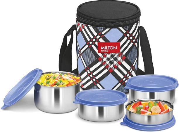 MILTON Smart Meal 4 4 Containers Lunch Box