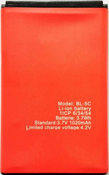 FULL CELL Mobile Battery For  Itel It 5023 BL - 5C