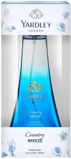 YARDLEY Country Breeze Eau de Toilette  -  50 ml